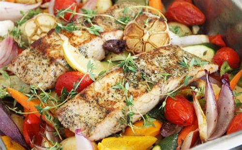 bakedfish