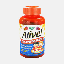 Alive! Gummies – Children's Multi-Vitamin Supplements