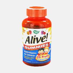 Alive! Gummies – Children's Multi-Vitamin Supplements
