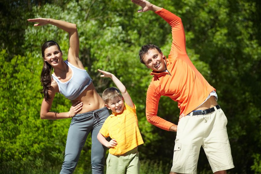 Top Ten Family Fitness Tips